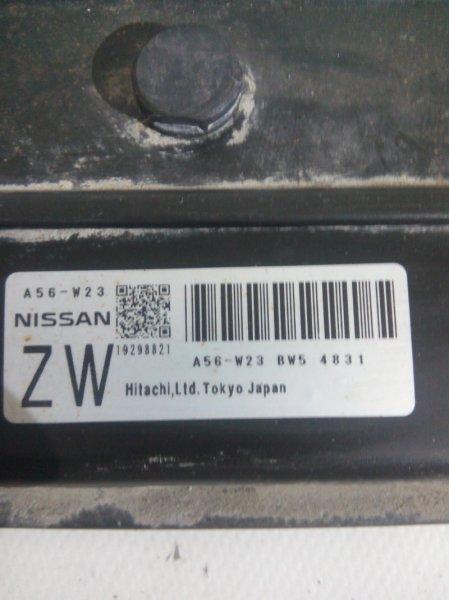 Блок управления двс Nissan Sunny FB15 QG15DE
