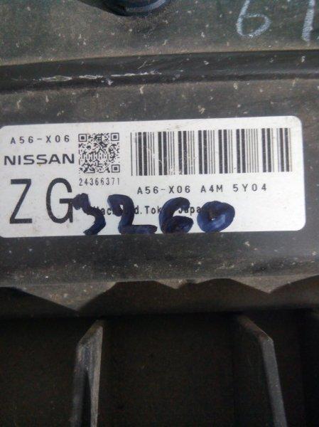 Блок управления двс Nissan Ad VFY11 QG13DE