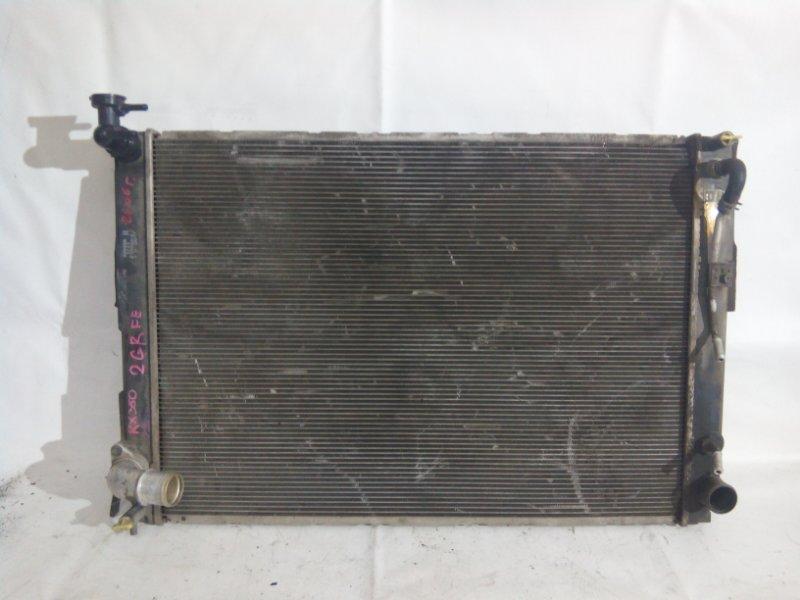 Радиатор охлаждения двигателя Lexus Rx350 GSU30 2GRFE