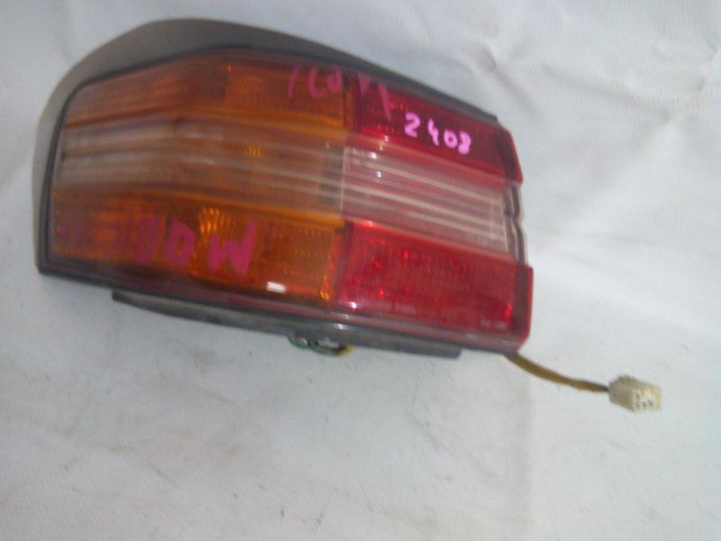 Стоп-сигнал Toyota Mark Ii GX100 1GFE задний левый