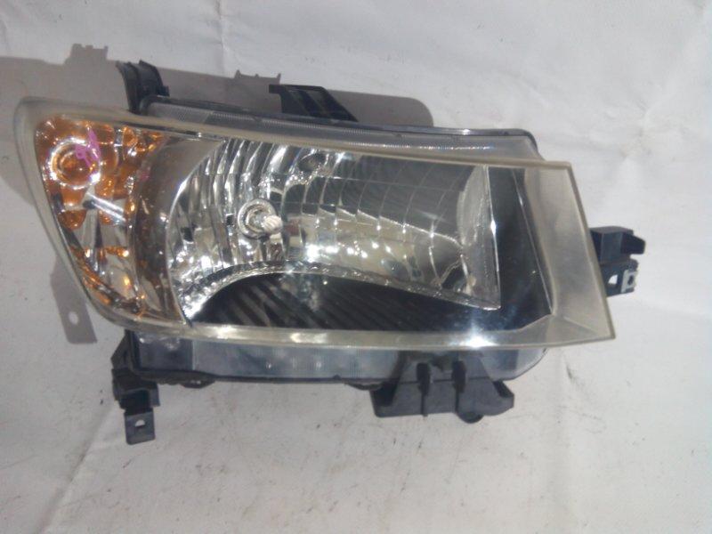 Фара Toyota Bb QNC20 3SZVE передняя правая