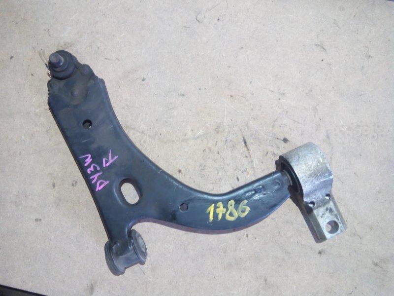 Рычаг Mazda Demio DY3W ZJVE передний правый