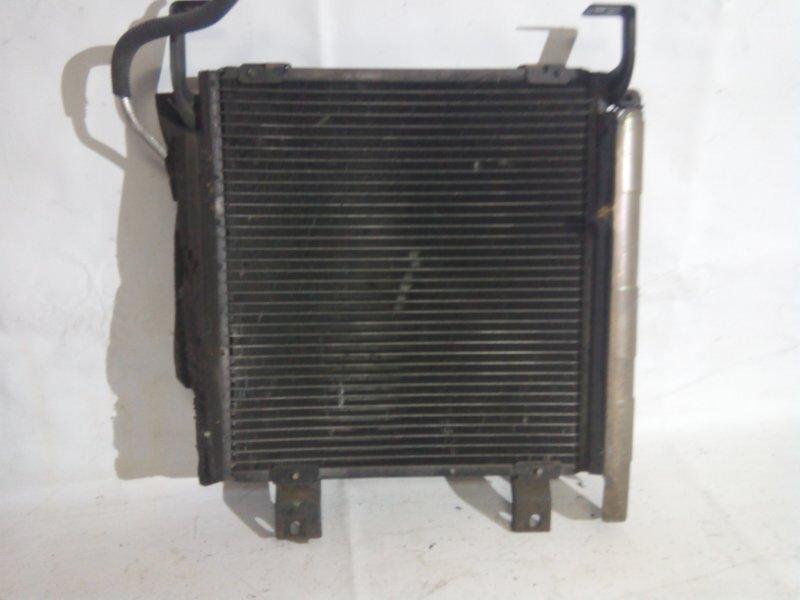 Радиатор кондиционера Toyota Duet M100A EJVE