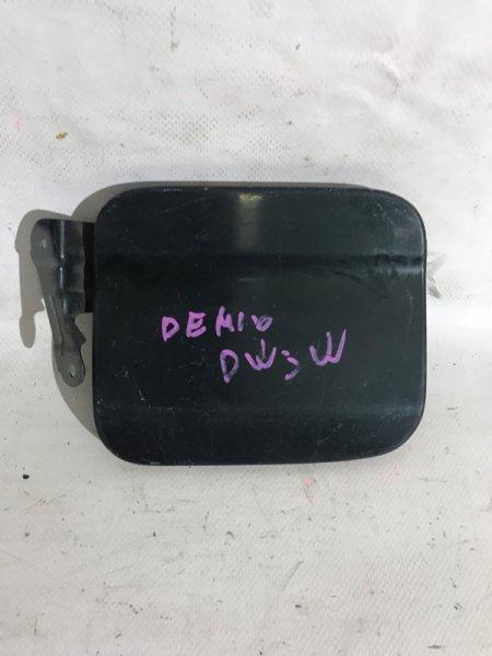 Лючок бензобака Mazda Demio DW3W B3E