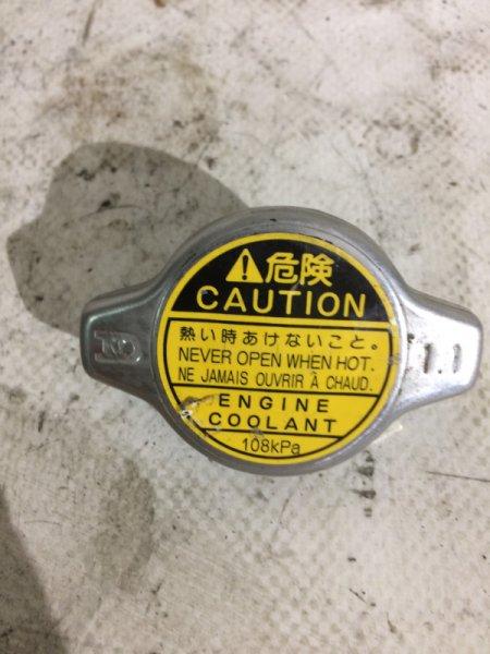 Крышка радиатора Toyota Wish ANE10G 1ZZFE