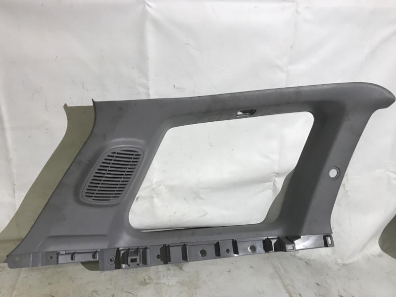 Обшивка багажника Nissan Wingroad WFY11 QG13DE задняя левая верхняя