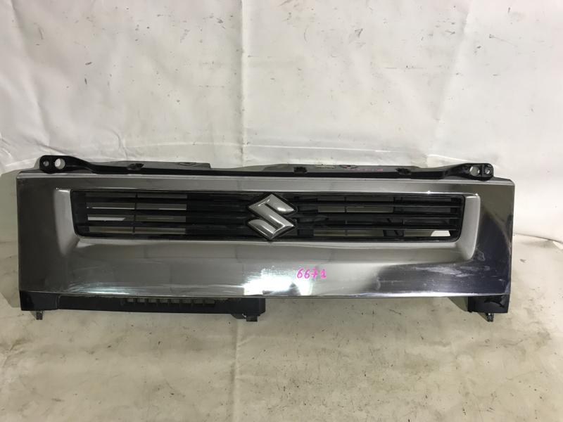Решетка радиатора Suzuki Wagon R MH21S K6A передняя