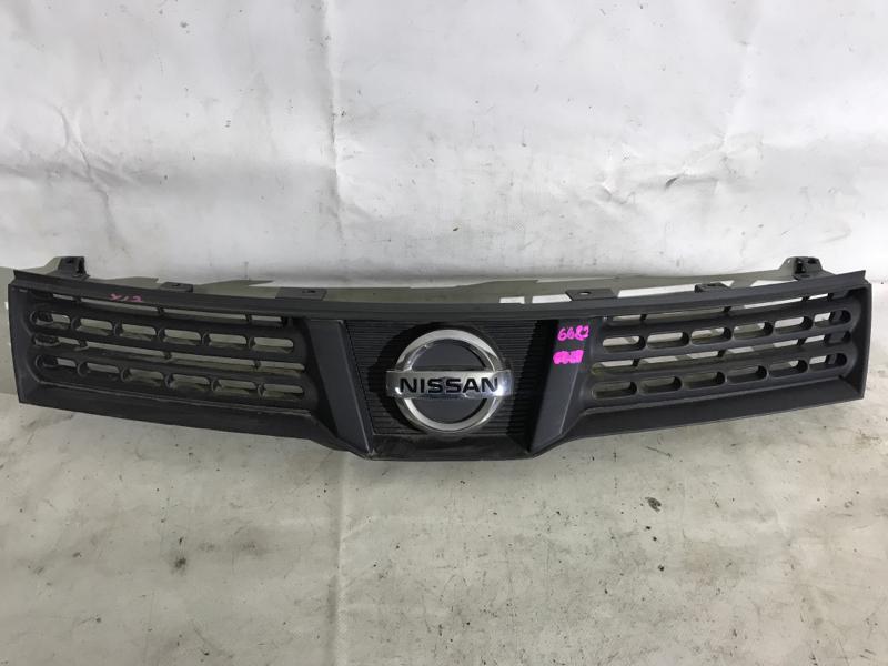 Решетка радиатора Nissan Wingroad VY12 HR15DE передняя