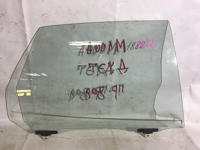 Стекло боковое Toyota Duet M100A EJVE заднее правое