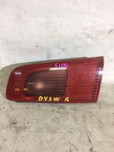 Стоп-вставка Mazda Demio DY3W ZJVE задняя правая
