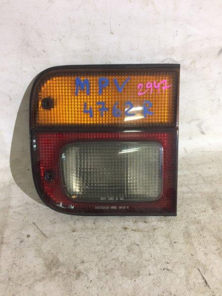 Стоп-вставка Mazda Mpv LVLW WLT задняя правая