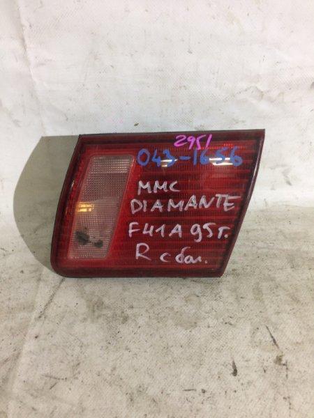 Стоп-вставка Mitsubishi Diamante F41A 6G73 задняя правая