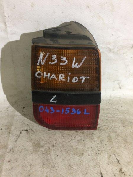 Стоп-сигнал Mitsubishi Chariot N23W 4G63 задний левый