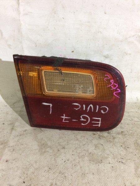Стоп-вставка Honda Civic EG4 D15B задняя левая