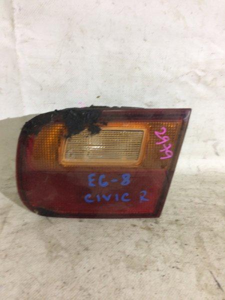 Стоп-вставка Honda Civic EG4 D15B задняя правая