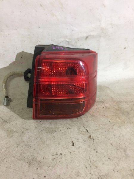 Стоп-сигнал Honda Mobilio Spike GK1 L15A задний правый