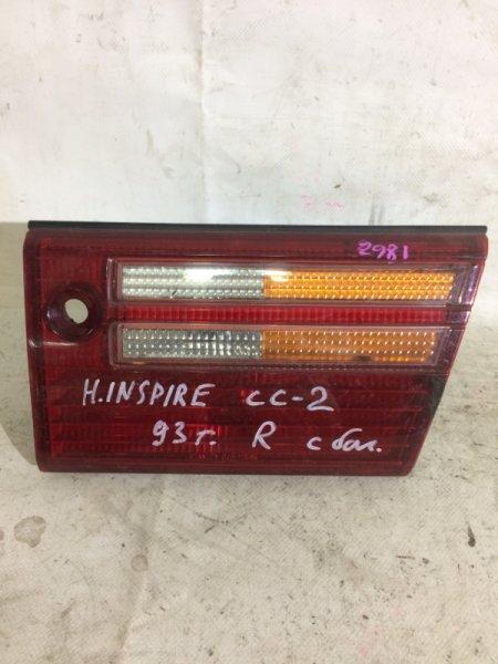 Стоп-вставка Honda Inspire CC2 G25A задняя правая