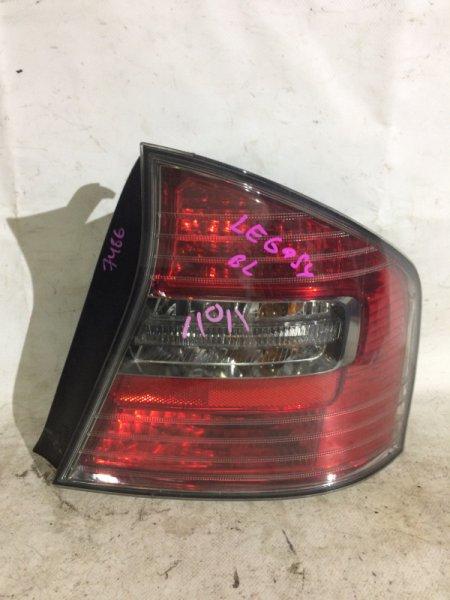 Стоп-сигнал Subaru Legacy BL5 EJ15 задний правый