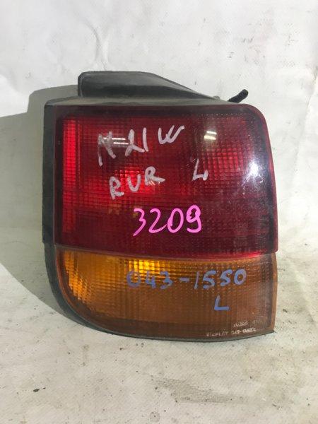 Стоп-сигнал Mitsubishi Rvr N23W 4G63 задний левый