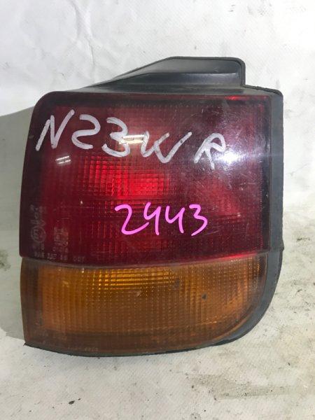 Стоп-сигнал Mitsubishi Rvr N23W 4G63 задний правый