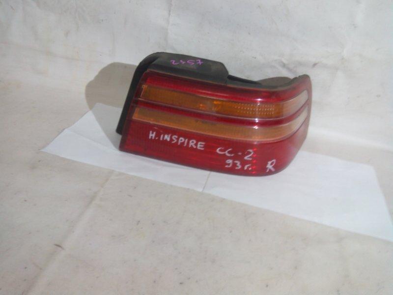 Стоп-сигнал Honda Inspire CC2 G25A задний правый