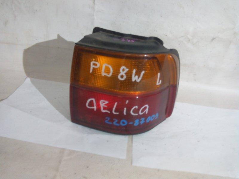 Стоп-сигнал Mitsubishi Delica PD8W 4D56 задний правый
