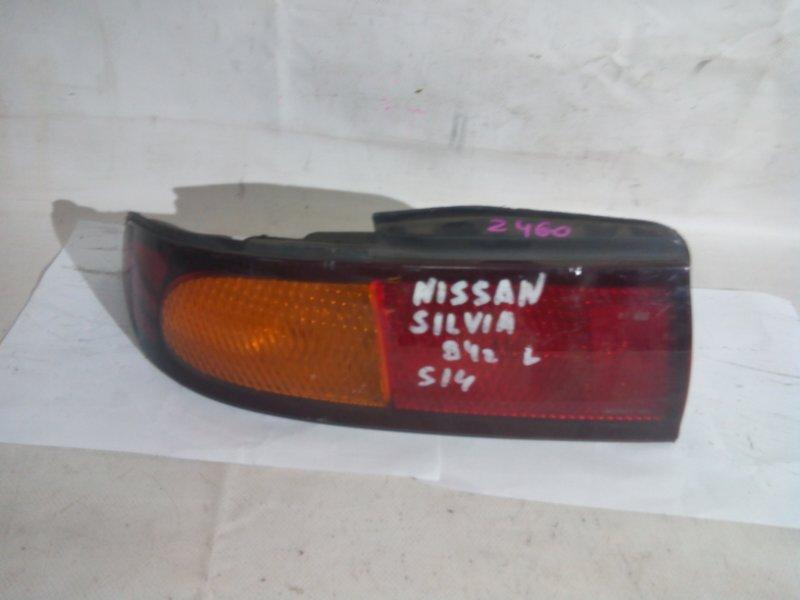 Стоп-сигнал Nissan Silvia S14 SR20DE задний левый