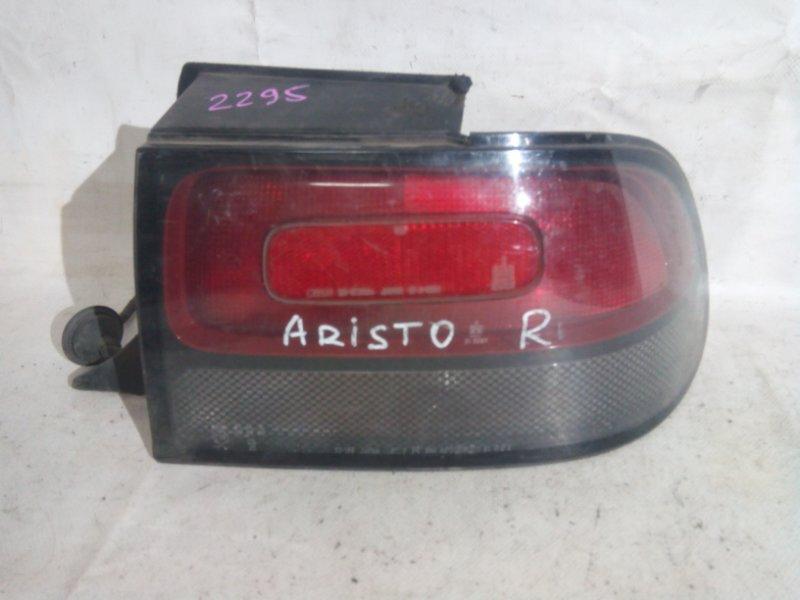 Стоп-сигнал Toyota Aristo JZS140 задний правый