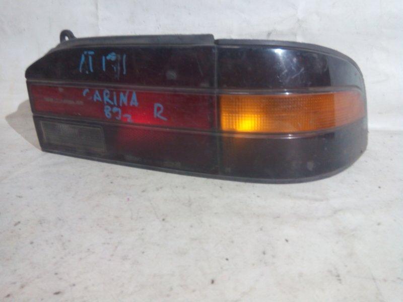 Стоп-сигнал Toyota Carina AT170 задний правый