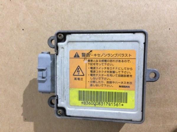 Блок ксенона Nissan Wingroad WFY11 QG15DE