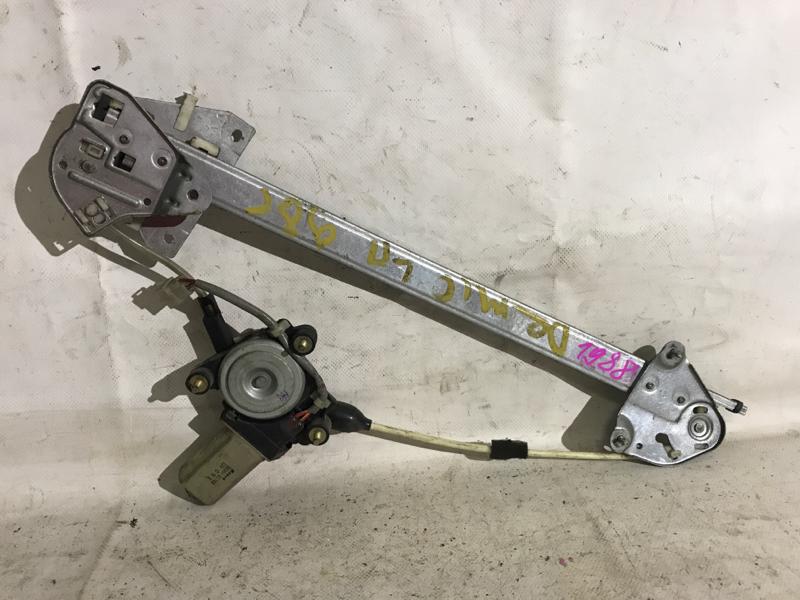 Стеклоподъемный механизм Mazda Demio DW3W B3E передний левый