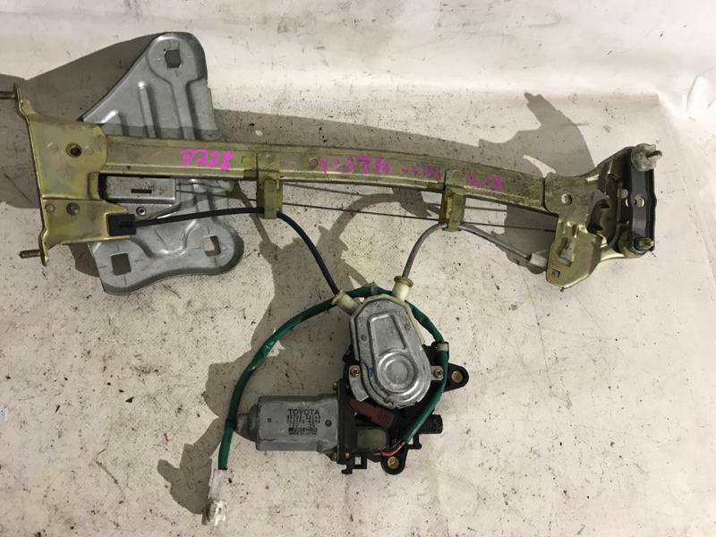 Стеклоподъемный механизм Toyota Vista SV40 задний левый