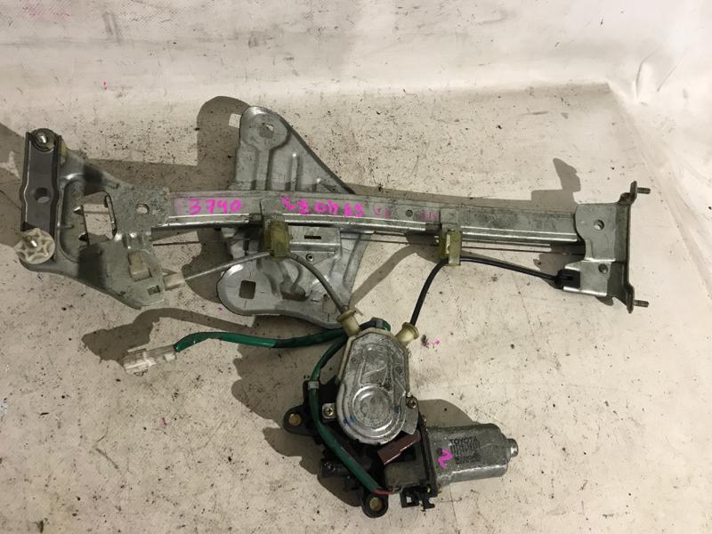 Стеклоподъемный механизм Toyota Vista SV40 задний правый