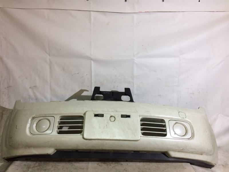 Бампер Nissan Cube BZ11 CR12DE передний