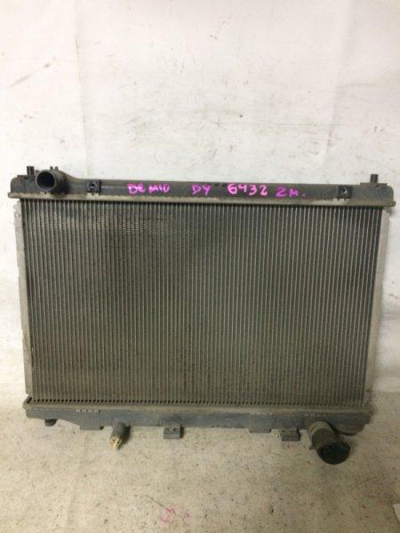 Радиатор охлаждения двигателя Mazda Demio DY3W ZYVE