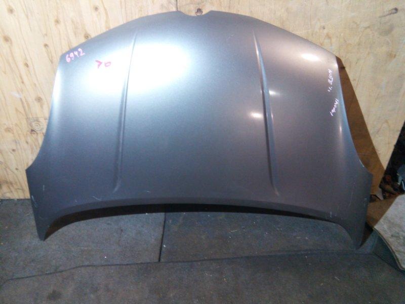 Капот Nissan Note E11 CR14DE передний