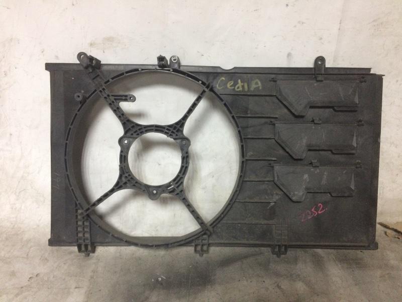 Диффузор радиатора Mitsubishi Lancer Cedia CS2A 4G15