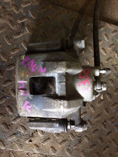 Суппорт тормозной Toyota Raum NCZ20 1NZFE передний правый