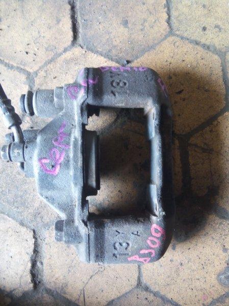 Суппорт тормозной Mazda Demio DW3W B3E передний левый