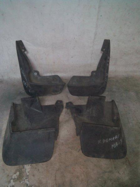 Брызговики Honda Domani MA5 D15B