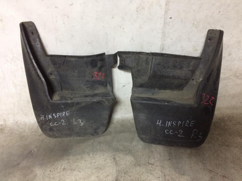 Брызговики Honda Inspire CC2 G25A задние
