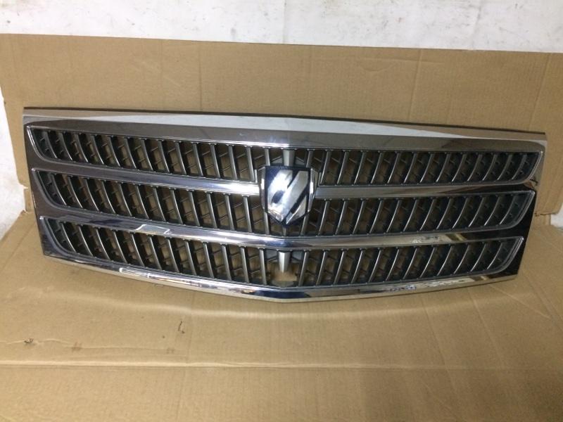 Решетка радиатора Toyota Alphard ANH10W 2AZFXE передняя