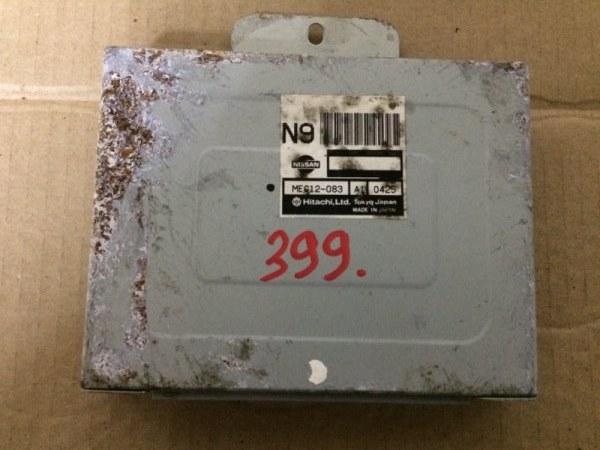 Блок управления двс Nissan Avenir W11 QG18DE