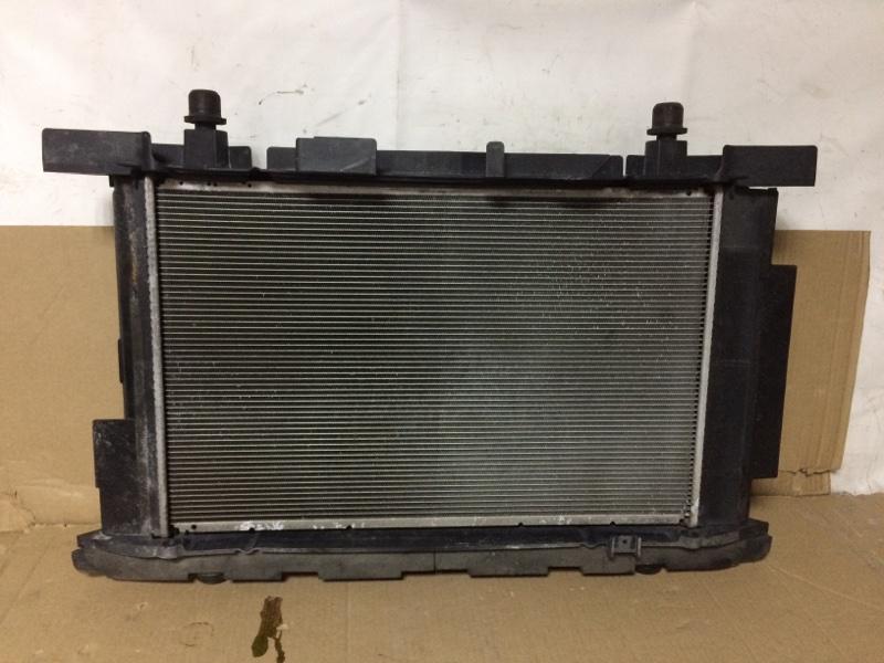 Радиатор охлаждения двигателя Toyota Blade AZE151 1AZFE