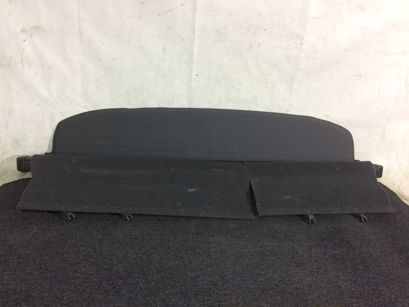 Шторка багажника Toyota Corolla Fielder NZE121G 1NZFE задняя