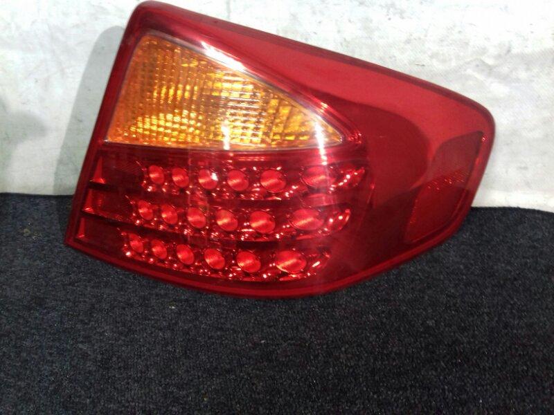 Стоп-сигнал Nissan Skyline NV35 VQ25DD задний правый
