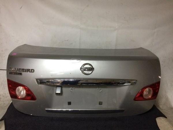 Крышка багажника Nissan Bluebird Sylphy KG11 MR18DE задняя