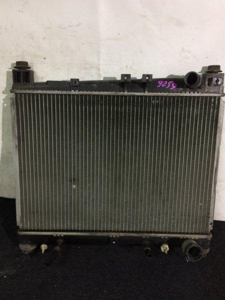 Радиатор охлаждения двигателя Toyota Vitz SCP10 1SZFE