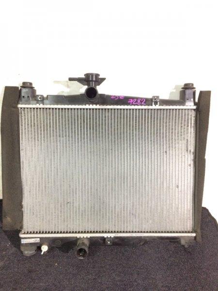 Радиатор охлаждения двигателя Toyota Vitz SCP13 1SZFE