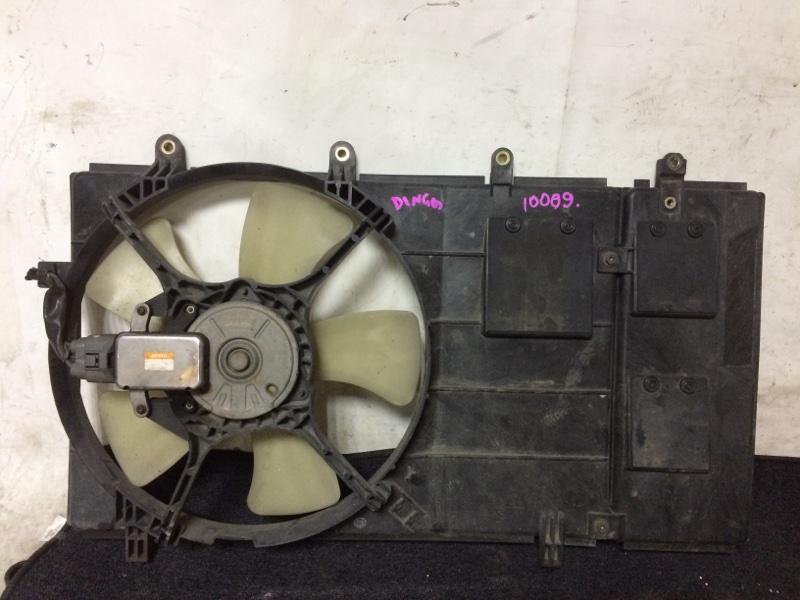 Вентилятор охлаждения радиатора Mitsubishi Dingo CQ1A 4G15
